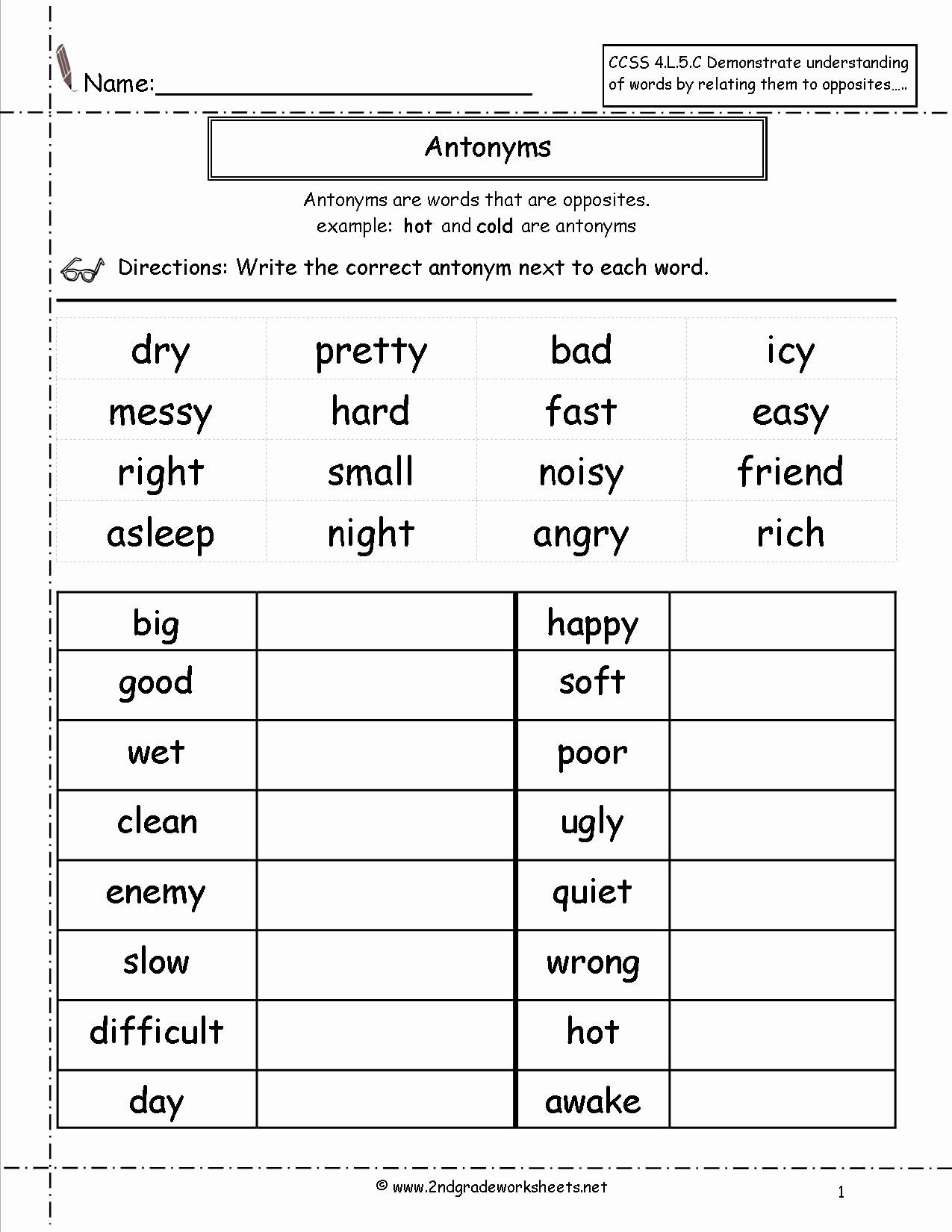 2nd Grade Grammar Worksheet 2nd Grade Grammar Worksheets Pdf New Free Language Grammar