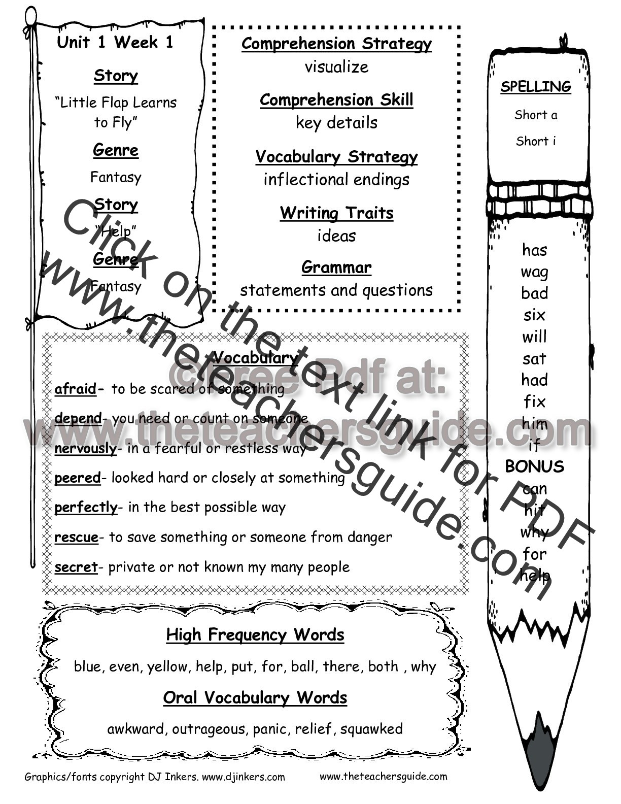 2nd Grade Sight Words Worksheet Mcgraw Hill Wonders Second Grade Resources and Printouts