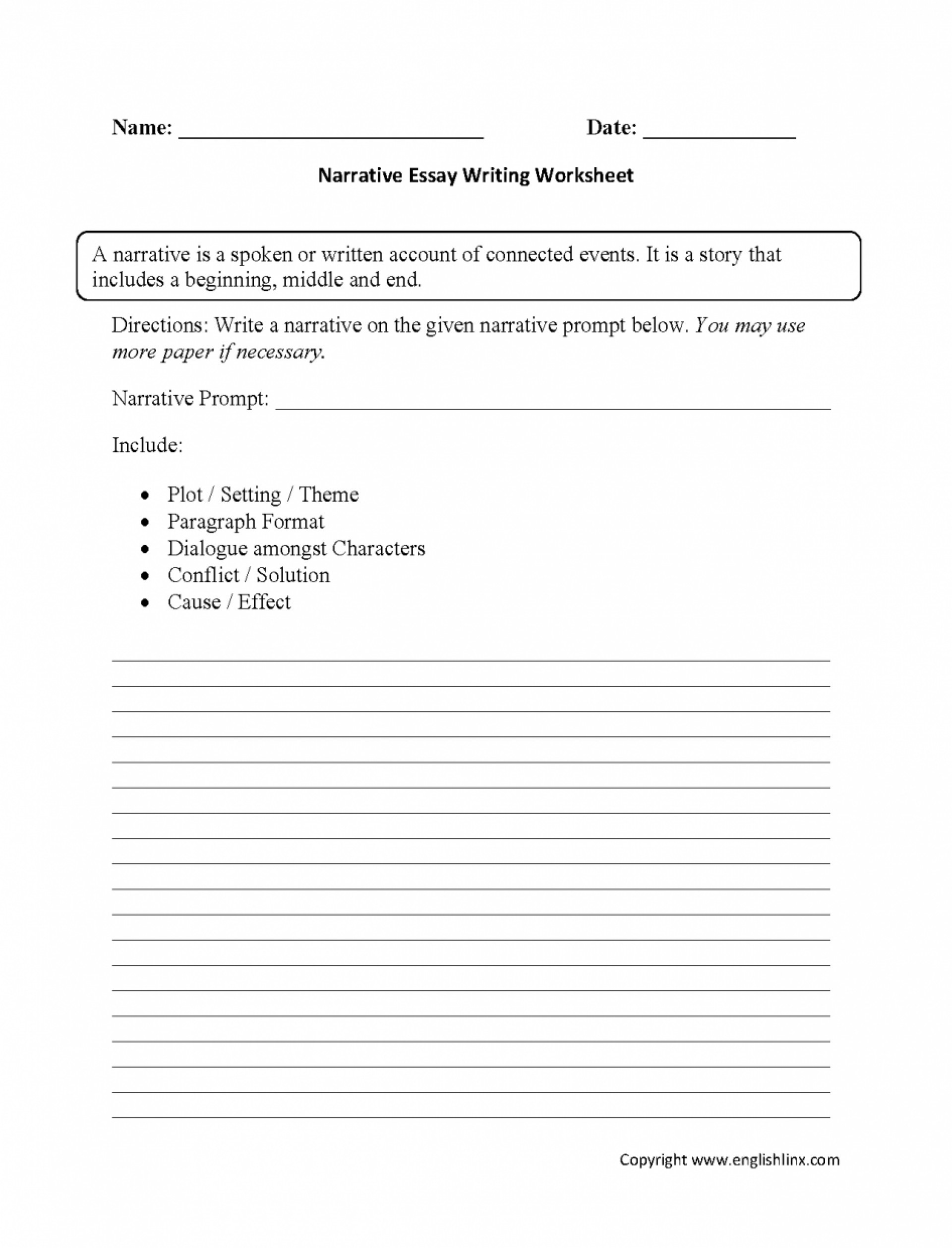 3rd Grade Paragraph Writing Worksheets Paragraps 3rd Grade Writing Worksheets