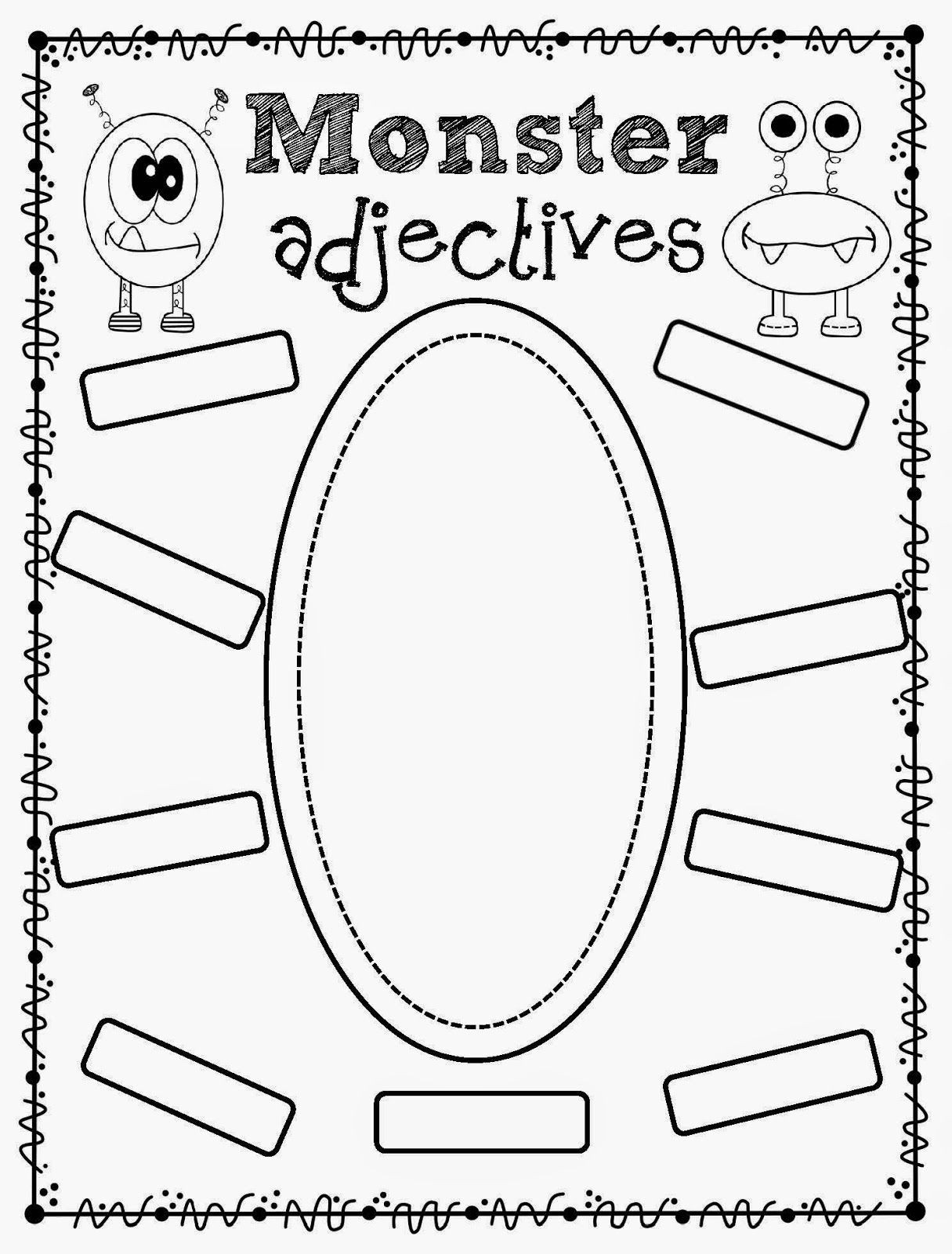 Adjective Worksheets 1st Grade Hiddenfashionhistory Thanksgiving Math Worksheets Algebra