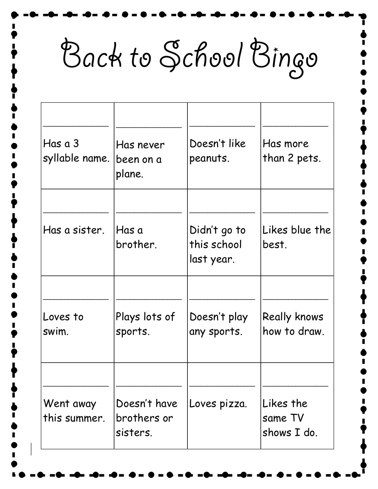 Back to School Worksheets Back to School Worksheets 2nd Grade for Download Back to