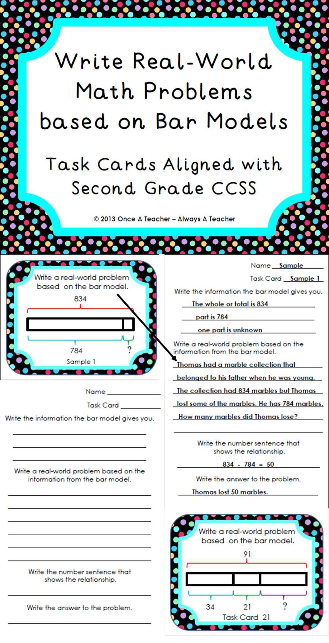 Bar Models Worksheets 2nd Grade Bar Models are A Crucial Ponent In the Singapore Math