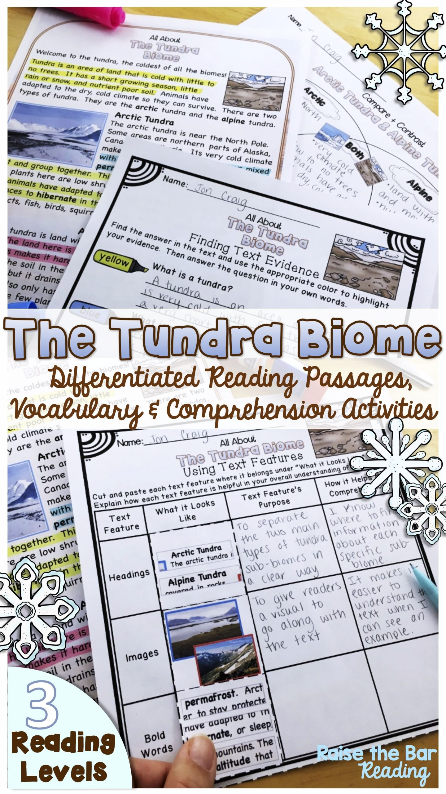 Biomes Worksheet 5th Grade Make Studying Biomes Engaging for Your Students with these