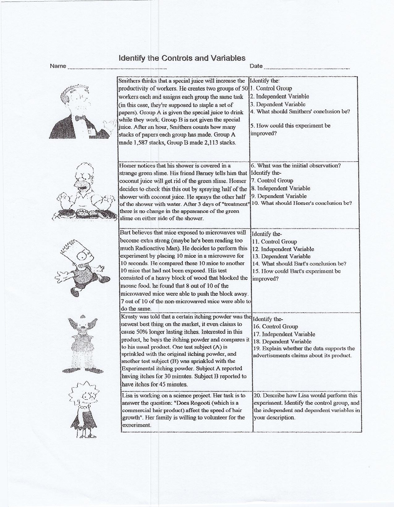 Cell theory Worksheet 7th Grade Singhal Seema Biology