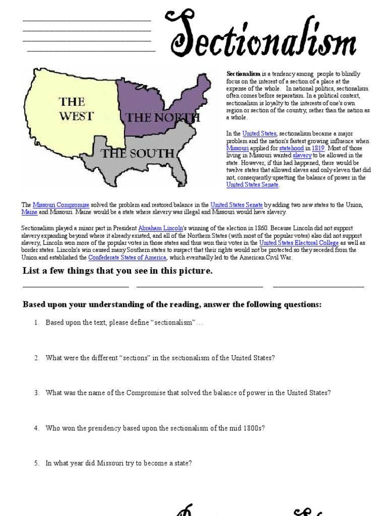 Civil War Worksheets 5th Grade Scribd is the World S Largest social Reading and