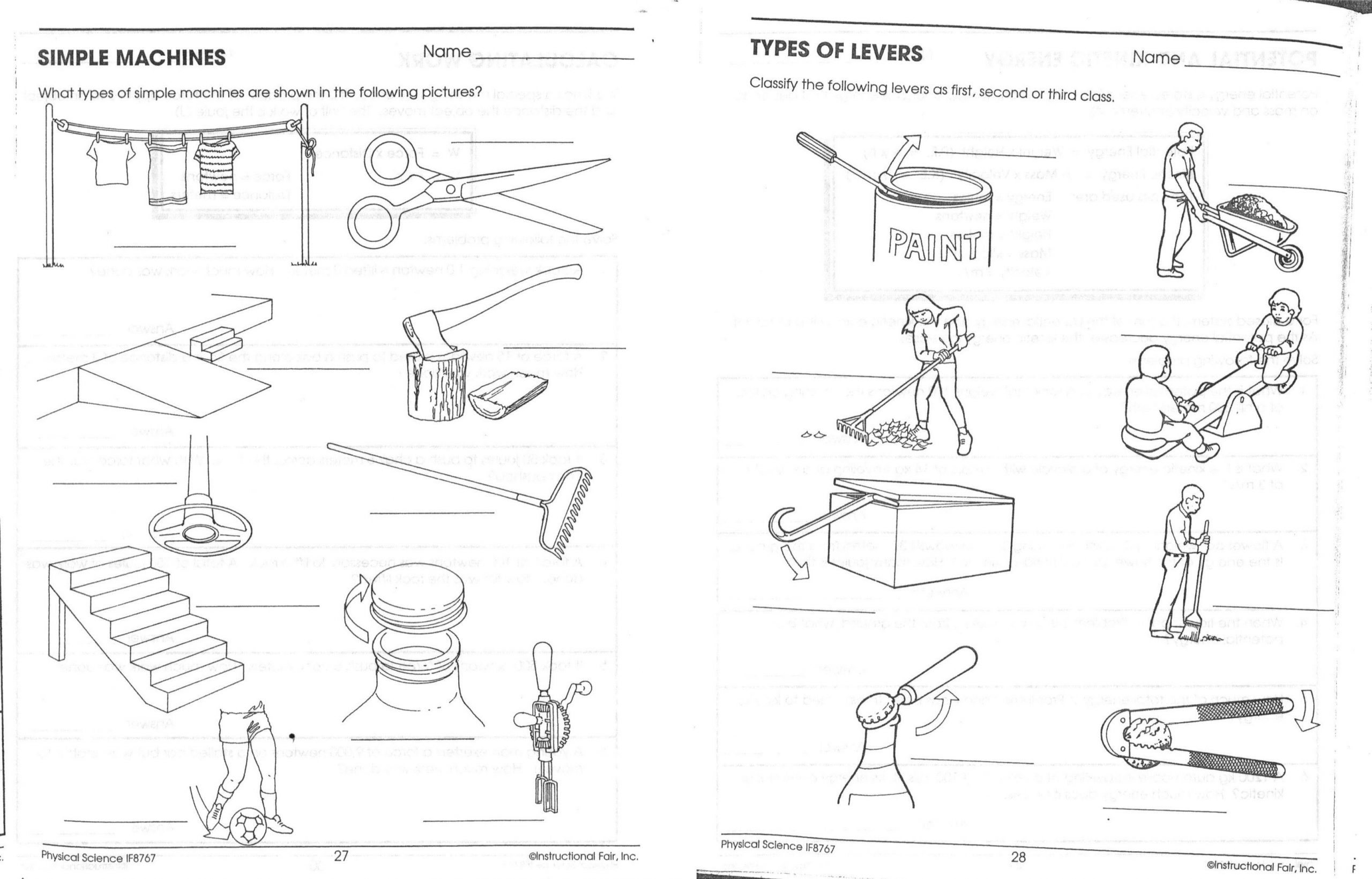Energy Worksheets for 2nd Grade Potential Kinetic Energy Worksheet 1 Jpg 3 251—2 084 Pixels