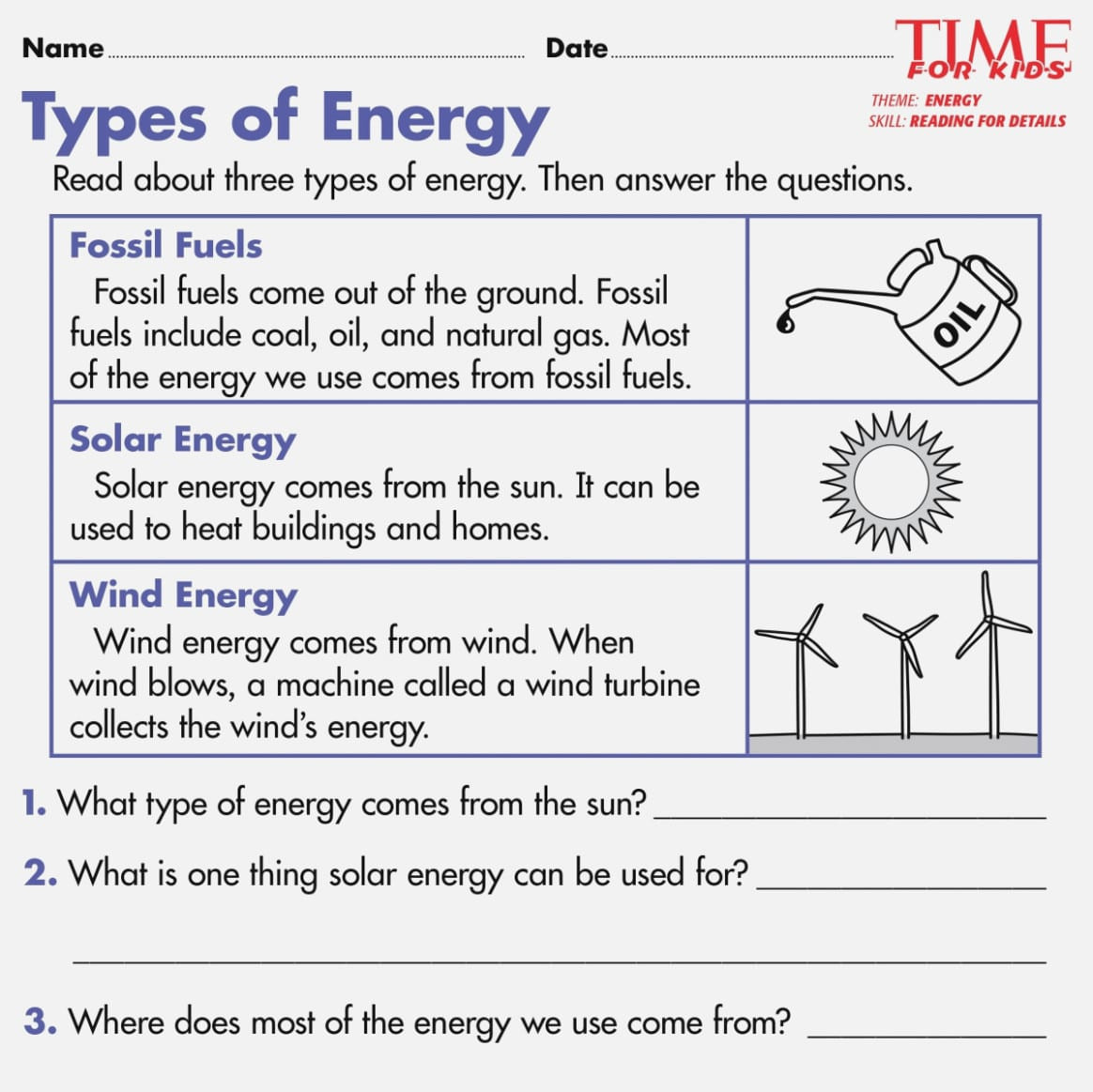Energy Worksheets for 2nd Grade Predicting Out Es Worksheets Grade 5