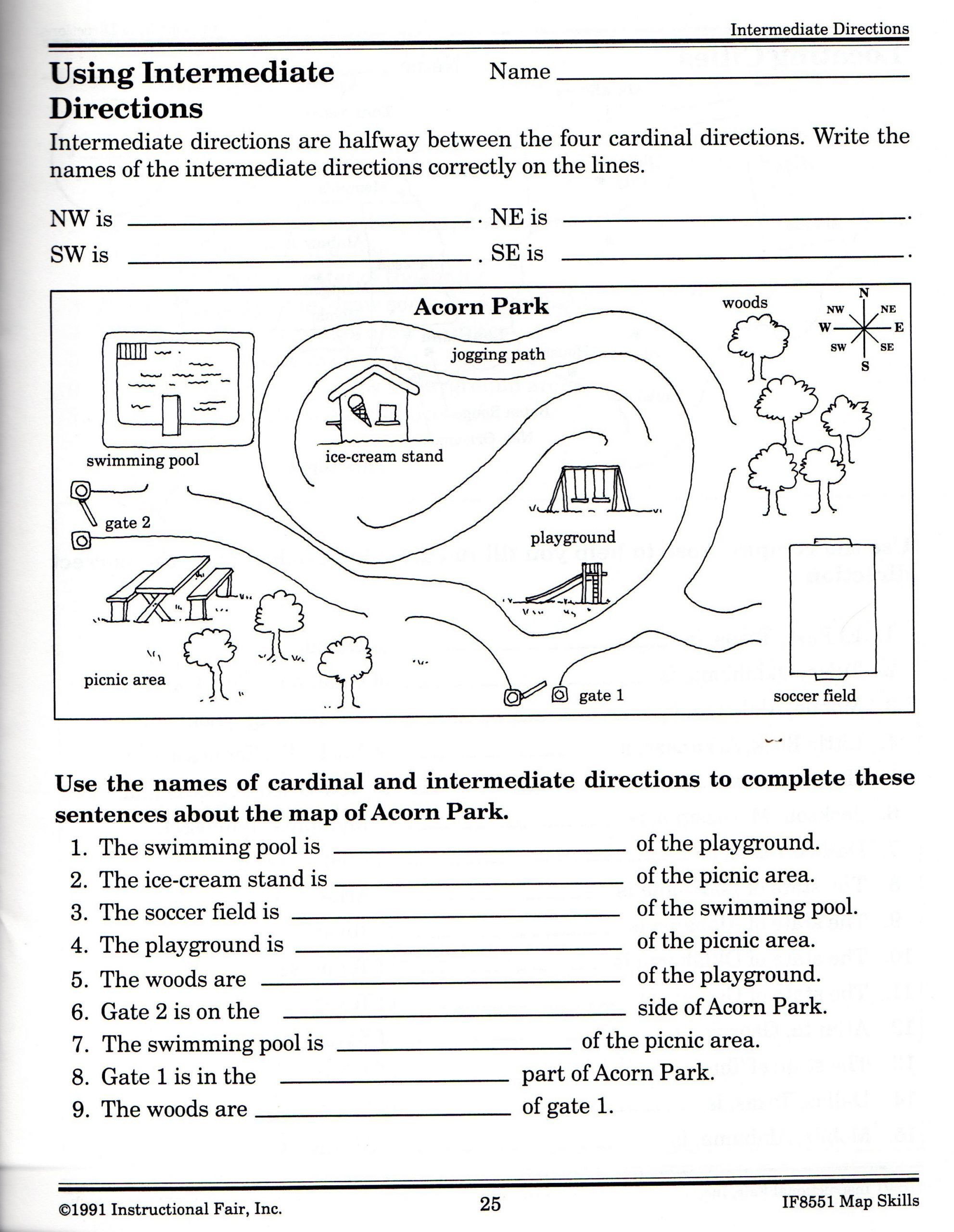 Following Directions Worksheet Third Grade 2 Following Directions Worksheets Grade 3 157 Best Follow