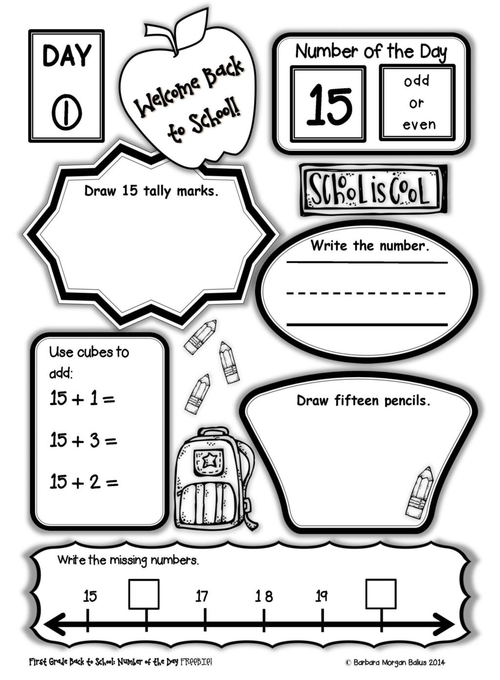 Main Idea First Grade Worksheets Worksheet Kids Printable Fun Main Idea Worksheetsrade