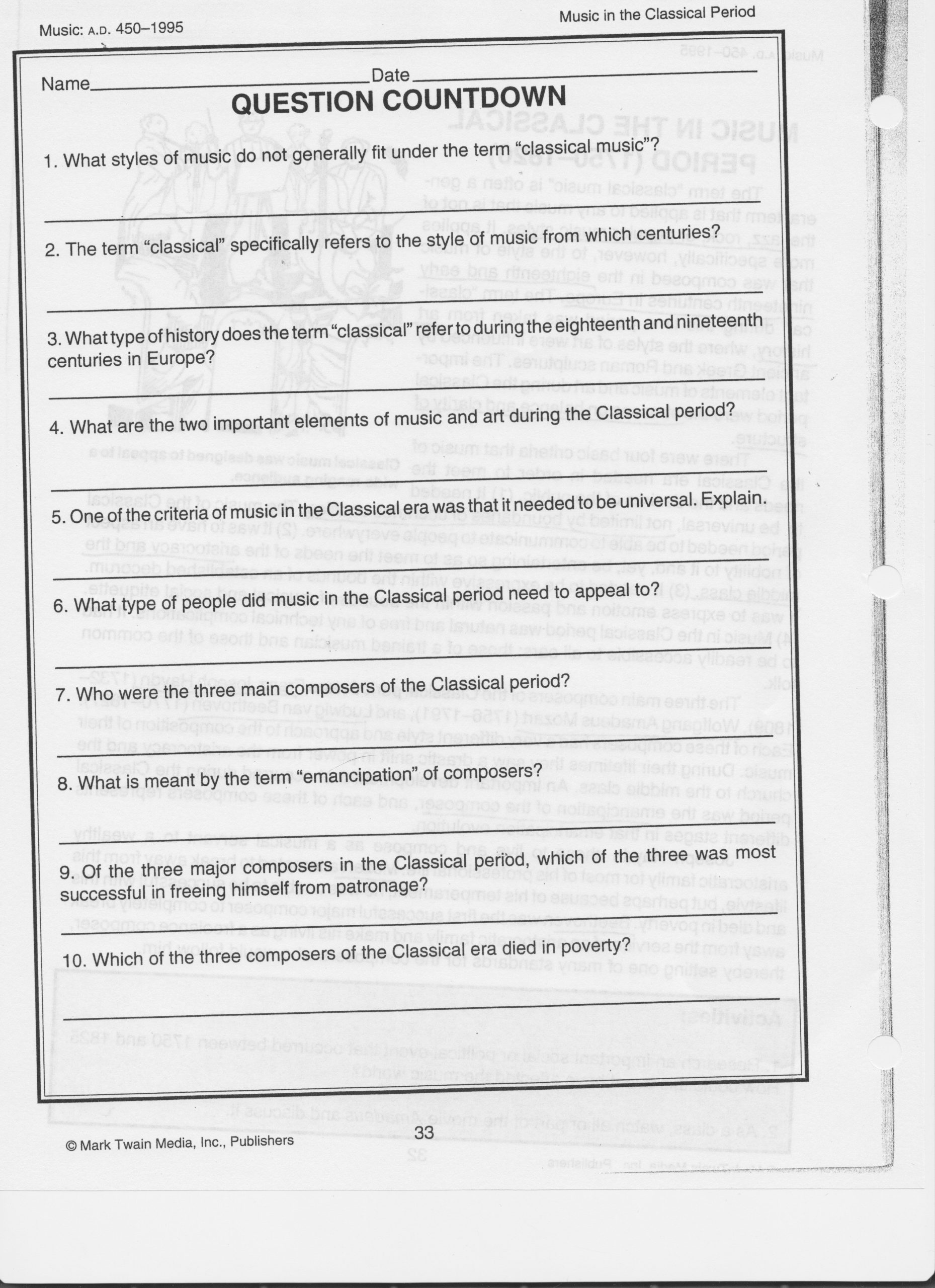 Middle Ages Worksheets 6th Grade Reading Prehension Worksheet Middle Ages