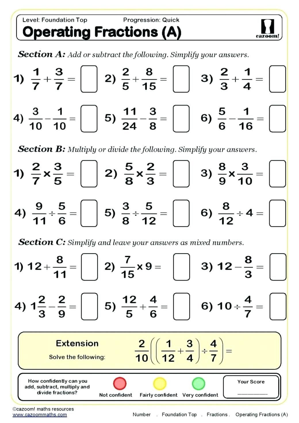 Ratio Worksheets 6th Grade Free Math Worksheets for 6th Grade Ratios