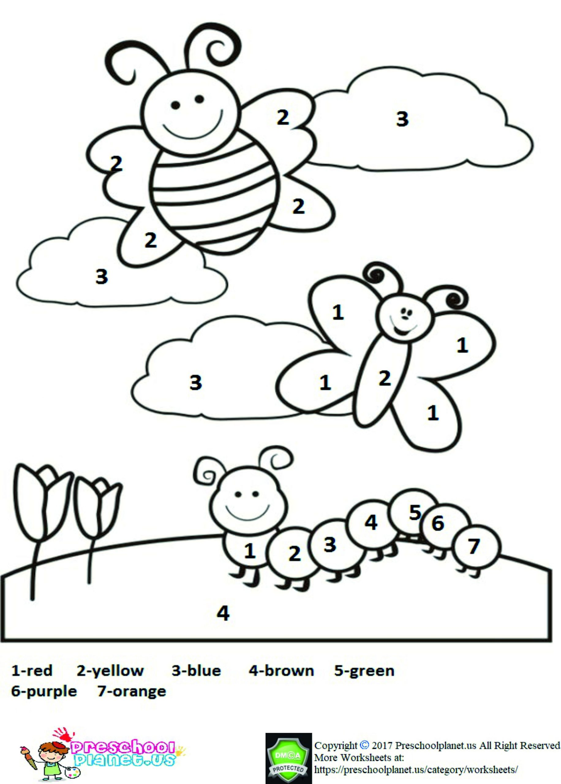 Spring Worksheets for 2nd Grade Spring Worksheets for 2nd Grade – Preschoolplanet