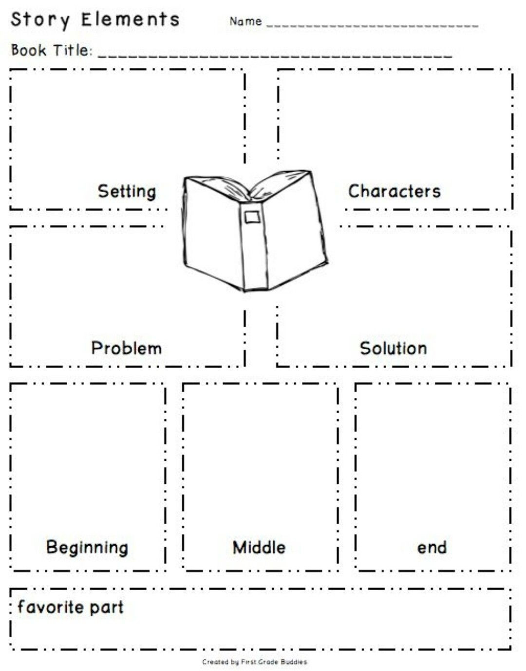 Story Elements Worksheets 4th Grade 20 Story Elements Worksheets 3rd Grade