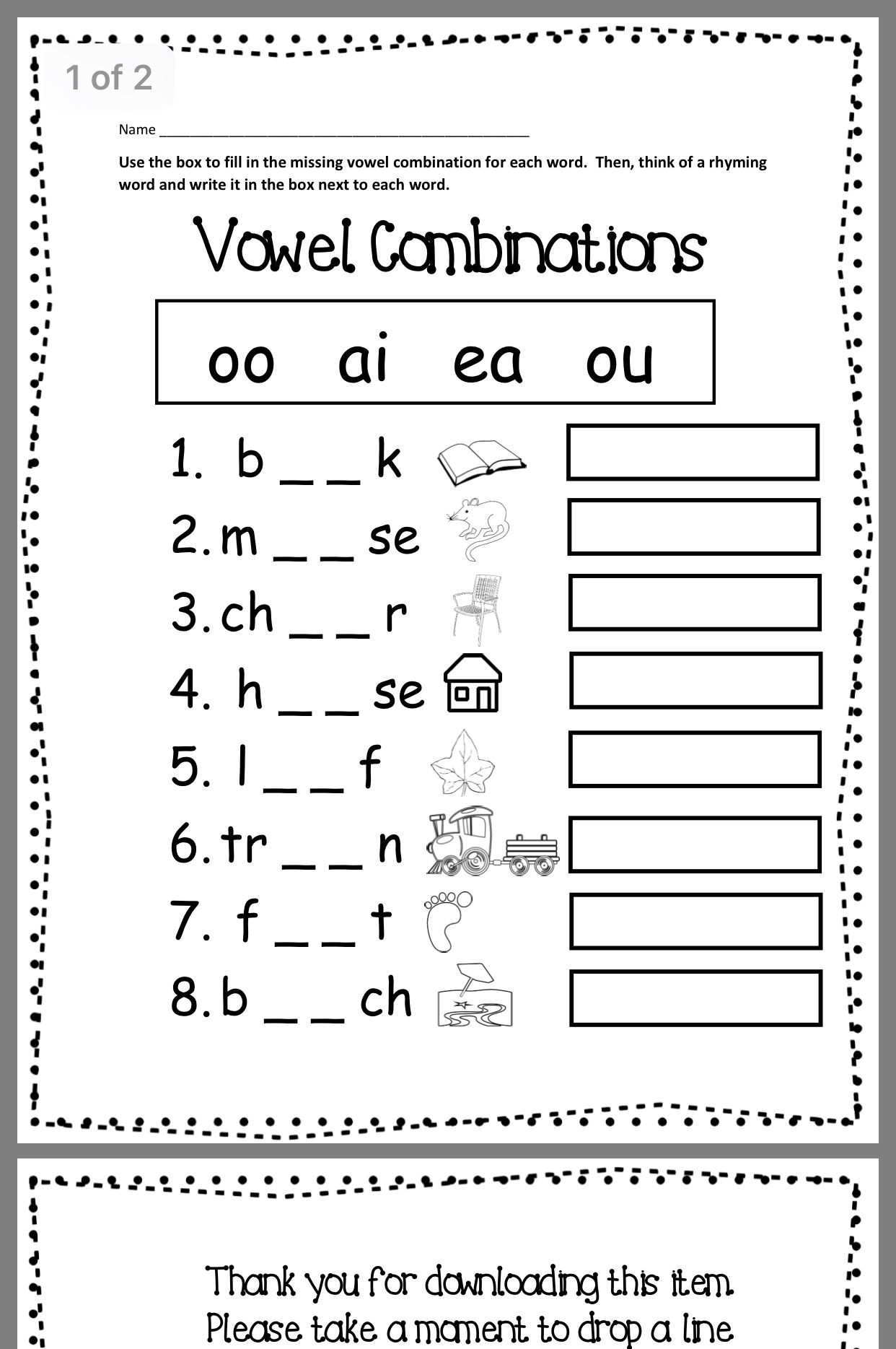 Third Grade Phonics Worksheets Math Worksheet 2nd Grade Phonics Worksheets
