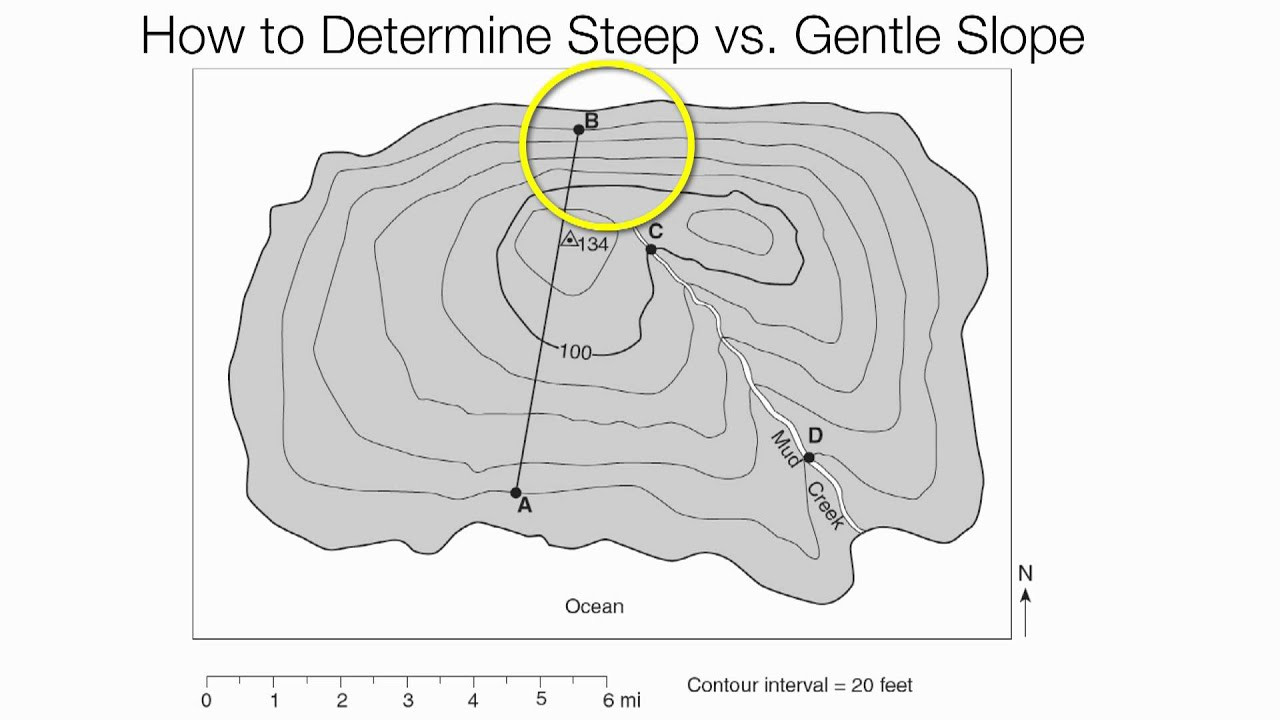 Topographic Map Worksheet Middle School topography Lessons Tes Teach