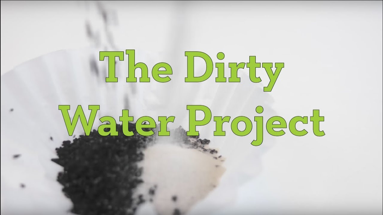 Water Quality Worksheet Middle School the Dirty Water Project Design Build Test Your Own Water